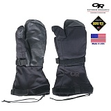 OR MUTANT MODULAR MITT WITH LEATHER PAL GoreTex Gloves (Black) - ����ؽ� ��� ��� �尩 (�?)