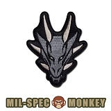 [Mil-Spec Monkey] Dragon Head (ACU) - �н��� ��Ű ��ġ �巡�� ��� 0103 (ACU)