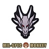 [Mil-Spec Monkey] Dragon Head (SWAT) - �н��� ��Ű ��ġ �巡�� ��� 0103 (SWAT)