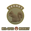 [Mil-Spec Monkey] SecretSquirrel PVC (Desert) - �н��� ��Ű ��ũ�� ������ PVC 0008 (Desert)