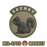 밀스펙 몽키(Mil Spec Monkey) [Mil-Spec Monkey] SecretSquirrel PVC (Multicam) - 밀스펙 몽키 시크릿 스쿼럴 PVC 0008 (Multicam)
