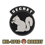 밀스펙 몽키(Mil Spec Monkey) [Mil-Spec Monkey] Secret Squirrel PVC (SWAT) - 밀스펙 몽키 시크릿 스쿼럴 PVC 0008 (SWAT)