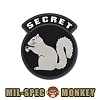 [Mil-Spec Monkey] SecretSquirrel PVC (SWAT) - �н��� ��Ű ��ũ�� ������ PVC 0008 (SWAT)