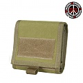 [PeaceMaker] Patch Wallet Olive Military Green - ��ġ ���� (�и��͸� �׸�)