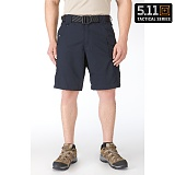 [5.11 Tactical] Asia Exclusive Shooter Shorts Dark Navy - �ƽþ� �߸��� ���� �ݹ��� (Dark Navy)