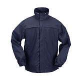 [5.11 Tactical] TacDry Rain Shell Dark Navy - 5.11 ��Ƽ�� �õ���� ���ν� (Dark Navy)