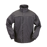 [5.11 Tactical] TacDry Rain Shell Charcoal - 5.11 ��Ƽ�� �õ���� ���ν� (Charcoal)