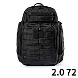 [5.11 Tactical] RUSH 72 Back Pack Black - ���� 72 ���� (Black)