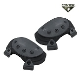 [CONDOR] Knee Pad 2 Black - �ܵ��� ������ȣ�� 2 (Black)