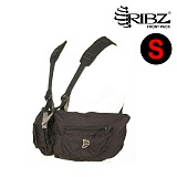 립즈(RIBZ Wear) [Ribz] New Front Pack Small (Black) - 립즈 New 프론트팩 스몰 (블랙)
