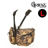 립즈(RIBZ Wear) [Ribz] New Front Pack Large (Camo) - 립즈 New 프론트팩 라지 (카모)