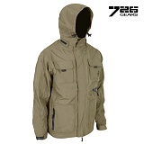726(726) [726GEARS] Tactical Windbreaker 3 in 1 Jacket (Coyote) - 726 택티컬 윈드브레이커 3 in 1자켓 (코요테)