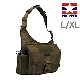 프로퍼(Propper) [Propper] OTS Messenger Bag (OD) - 프로퍼 OTS 메신저백 L/XL (OD)