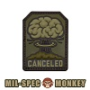 밀스펙 몽키(Mil Spec Monkey) [Mil-Spec Monkey] Canceled PVC (Multicam) - 밀스펙 몽키 캔슬 PVC 패치 (멀티캠)