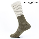 카미존(KarmyZone) [Karmy Zone] Summer Season Sock (Two Tone)  - 카미존 군용 양말 (하계/투톤)