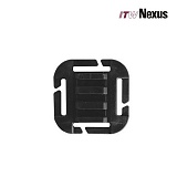 아이티더블유넥서스(ITW Nexus) [ITW Nexus] QASM Picatinny Ramp Rail Mount Platform (Black) - ITW Nexus QASM 피카티니 레일 장착 플랫폼 (블랙)