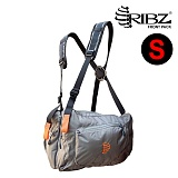 립즈(RIBZ Wear) [Ribz] New Front Pack Small (Gray) - 립즈 New 프론트팩 스몰 (그레이)