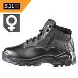 511 택티컬(511 Tactical) [5.11 Tactical] ATAC 6 Side Zip Boot Women (Black) - 5.11 택티컬 A.T.A.C. 6 사이드 짚 부츠 우먼 (블랙)