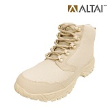 알타이 기어(Altai Gear) [Altai Gear] MF Military Boot-Low Top (TAN) - 알타이기어 MFM100-S 밀리터리 부츠 Low-Top (TAN)