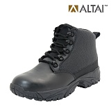 알타이 기어(Altai Gear) [Altai Gear] MF Lather Tactical Boot-Low Top (Black) -알타이기어 MF 가죽 택티컬 부츠 Low-Top (블랙)