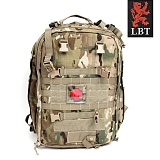 미군부대(GI) [LBT] MOJO S.C.O.T.T. Trauma Bag  Multicam With Internal Pouches Included - 모조 S.C.O.T.T. 트라우마 메딕백팩