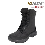 알타이 기어(Altai Gear) [Altai Gear] MF Tactical 8inch Waterproof Boot (Black) - 알타이기어 MF 택티컬 부츠 (블랙)