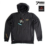 726(726) [726 Gear] Tactical Polartec Hoodie (Black) - 726 기어 폴라텍 후디 (블랙)
