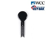 키백(Key Bak) [WCC] Key-Bak Mini Bak Badge Holder - 키백 미니 백 뱃지 홀더