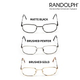 랜돌프(Randolph) [Randolph] MENS EYEGLASSES FRAMES (RE 350) - 랜돌프 미군용 안경테