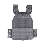 511 택티컬(511 Tactical) [5.11 Tactical] TACTEC Plate Carrier (Storm) - 5.11 택티컬 TACTEC 플레이트 캐리어 (스톰)