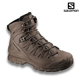 살로몬(Salomon) [Salomon]  QUEST 4D GTX FORCES GORE-TEX Boots (Burro) - 살로몬 퀘스트 4D GTX 포스 고어텍스 부츠 (Burro)