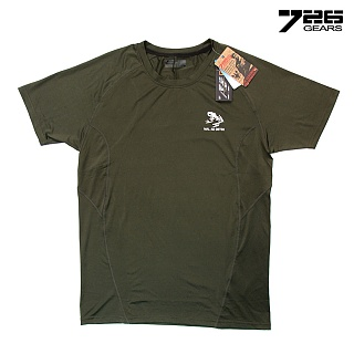 726(726) [726 Gear] MAL AD OSTED T-shirt (OD) - 726기어 MAL AD OSTED 기능성티 (OD)