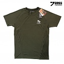 726(726) [726GEARS] MAL AD OSTED T-shirt (OD) - 726기어 MAL AD OSTED 기능성티 (OD)