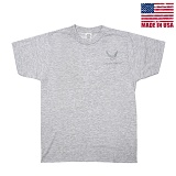 미군부대(GI) [G.I] U.S. Air Force PT Short Sleeve T Shirt - 신형 U.S. 미공군 반팔 티셔츠