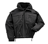511 택티컬(511 Tactical) [5.11 Tactical] 5 IN 1 Jacket (Black) - 5.11 택티컬 5 IN 1 자켓 (블랙)