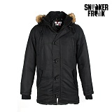 브랜드없음(No Brand) [SNEAKER FREAK] N3B Style Parka (Dark Navy) - SNEAKER FREAK N3B 스타일 파카