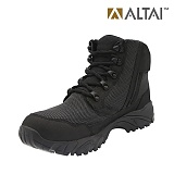 알타이 기어(Altai Gear) [Altai Gear] MF Zip-Up Tactical Boot Low-top (Black) -  알타이기어 MFT200-ZS 택티컬 집업 부츠 Low-Top (블랙)