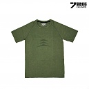 726(726) [726GEARS] Tactel Tactical Performance T-shirt (OD) - 726기어 탁텔 택티컬 퍼포먼스 티셔츠 (OD)