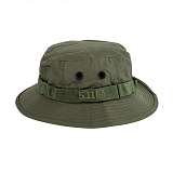 511 택티컬(511 Tactical) ★[5.11 Tactical] Boonie Hat (TDU Green) - 5.11 택티컬 부니 햇 (TDU 그린)
