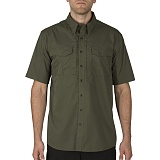 511 택티컬(511 Tactical) [5.11 Tactical] Stryke Short Sleeve Shirt (TDU Green) - 5.11 택티컬 스트라이크 숏 슬리브 셔츠 (TDU Green)