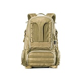 야케다(YAKEDA) [Yakeda] Tactical Gear Outdoor Backpack 36 - 55 L  (Tan) - 야케다 전술 아웃도어 배낭 (탄)