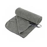 씨투써밋(Sea to summit) [Sea to summit] Tek Towel Small (Grey) - 씨투써밋 텍 타월 SM (그레이)